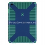 Чехол на заднюю панель iPad mini Speck CandyShell Grip, цвет Harbor Blue/Malachite Green (SPK-A1960)