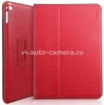 Кожаный чехол для iPad Air 2 Yoobao Executive Leather Case, цвет Red