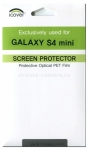 Защитная пленка для экрана Samsung Galaxy S4Mini (i9190) iCover Screen Protector Anti Finger (GS4M-SP-AF)
