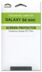 Защитная пленка для Samsung Galaxy S4Mini (i9190) iCover Screen Protector Hard Coating (GS4M-SP-HC)