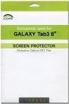 Защитная пленка для Samsung Galaxy Tab3 8.0 iCover Screen Protector Hard Coating (GT3/8-SP-HC)